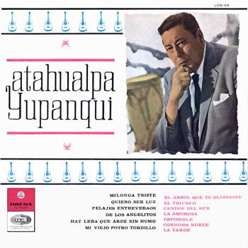 Atahualpa Yupanqui (Volumen 12) (Atahualpa Yupanqui)