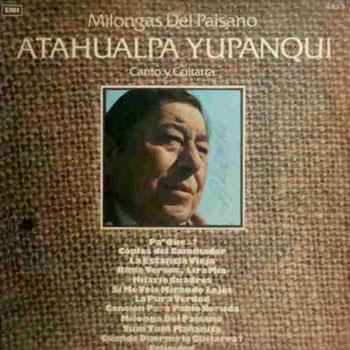 Milongas del paisano (Atahualpa Yupanqui)