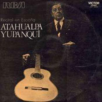 Recital en España (Atahualpa Yupanqui) [1970]