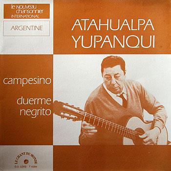 Campesino - Duerme Negrito (Atahualpa Yupanqui)