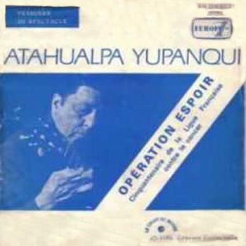 Opération Espoir (Atahualpa Yupanqui) [1968]