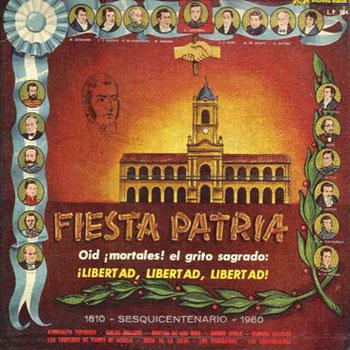 Fiesta Patria (Obra colectiva) [1960]