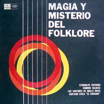 Magia y misterio del folklore (Obra colectiva)