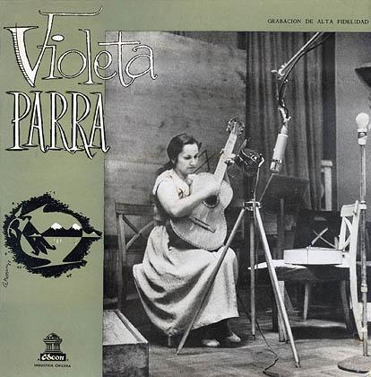 El folklore de Chile (Violeta Parra)