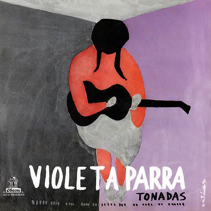 La tonada presentada por Violeta Parra (Violeta Parra) [1959]