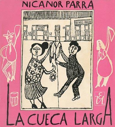 La cueca larga (EP) (Roberto Parada)