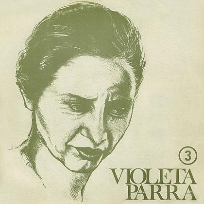 Violeta Parra, vol. 3 (Violeta Parra) [1977]