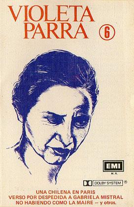 Violeta Parra, vol. 6 (Violeta Parra) [1984]