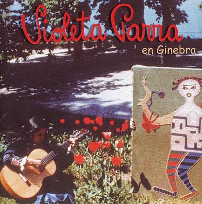 Violeta Parra en Ginebra (Violeta Parra) [1999]