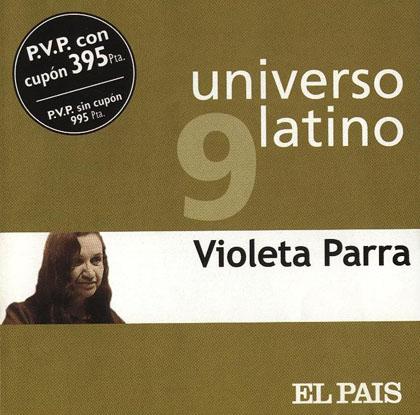 Universo latino 9: Violeta Parra (Violeta Parra) [2001]