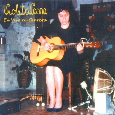 En vivo en Ginebra (Violeta Parra) [2010]