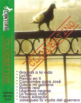 Clandestino (Obra colectiva)