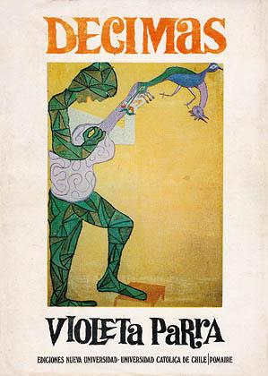 Décimas, autobiografía en versos chilenos (libro) (Violeta Parra) [1970]
