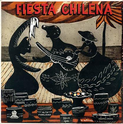 Fiesta chilena, vol. 1 (Obra colectiva) [1958]