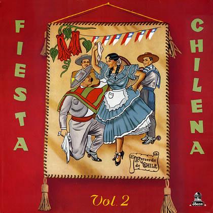 Fiesta chilena, vol. 2 (Obra colectiva) [1958]