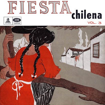 Fiesta chilena, vol. 3 (Obra colectiva)