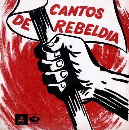 Cantos de rebeldía (Obra colectiva)