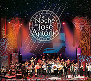 La noche de José Antonio (Obra colectiva)