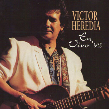 En vivo 92 (Víctor Heredia) [1992]