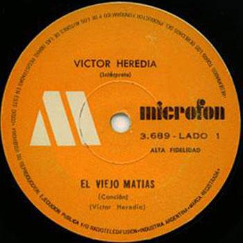 Microfón 3.689 (Víctor Heredia) [1970]