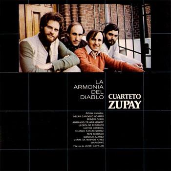 La armonía del diablo (Cuarteto Zupay)
