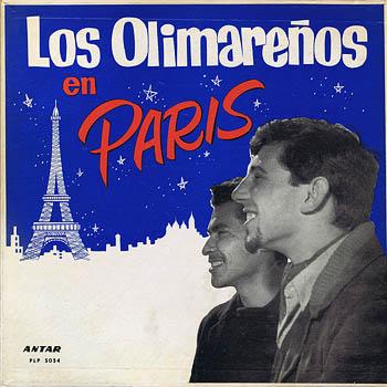 Los Olimareños en París (Los Olimareños) [1964]