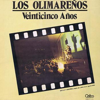 Veinticinco años (Los Olimareños) [1986]