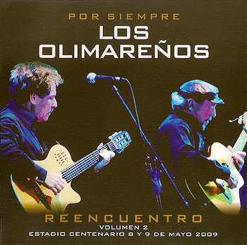 Reencuentro, volumen 2 (Los Olimareños) [2009]