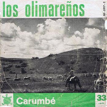 Carumbé SU 3317-3 (EP) (Los Olimareños) [1962]