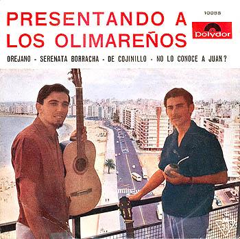 Presentando a Los Olimareños (EP) (Los Olimareños) [1966]