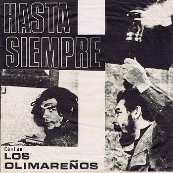 Hasta siempre/Revista Estudios (single) (Los Olimareños) [1968]