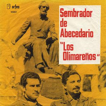 Sembrador de abecedario (single) (Los Olimareños) [1968]