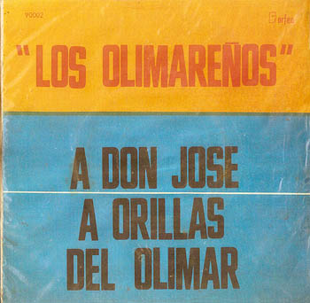 A don José (single) (Los Olimareños)