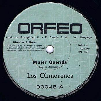 Orfeo 90048 (single) (Los Olimareños) [1971]
