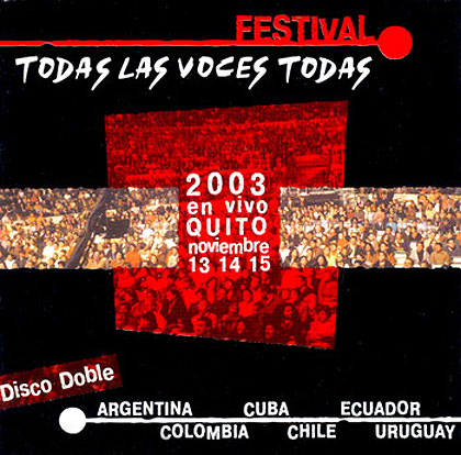 Festival Todas la voces todas (Obra colectiva)
