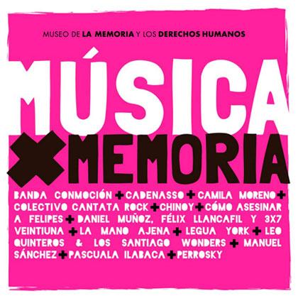 M�sicaxMemoria (Obra colectiva)