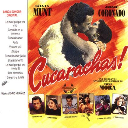 Cucarachas B.S.O. (Enric Hernàez) [1993]