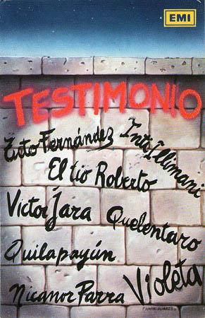 Testimonio (Obra colectiva) [1990]