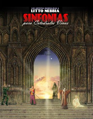 Sinfonías para Catedrales Vivas (Obra colectiva) [2012]