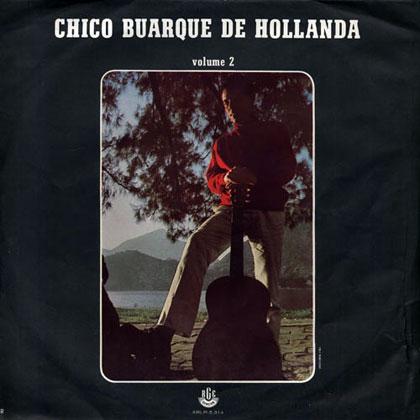 Chico Buarque de Hollanda - Vol.2 (Chico Buarque) [1967]