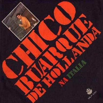 Chico Buarque na Itália (Chico Buarque) [1969]