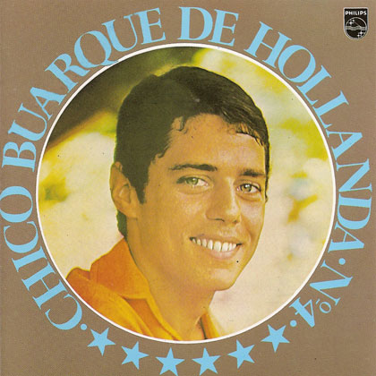 Chico Buarque de Hollanda - Vol.4 (Chico Buarque) [1970]