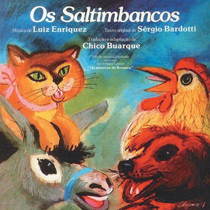 Os saltimbancos (Obra colectiva)