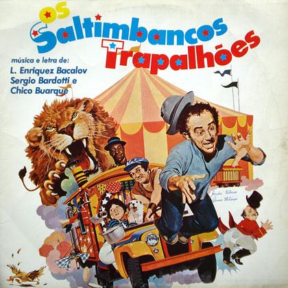 Os saltimbancos trapalhões (Obra colectiva) [1981]