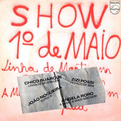 Show 1º de Maio (Obra colectiva) [1980]