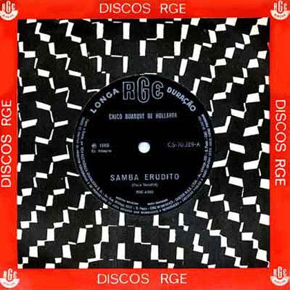 Samba Erudito (Chico Buarque) [1968]