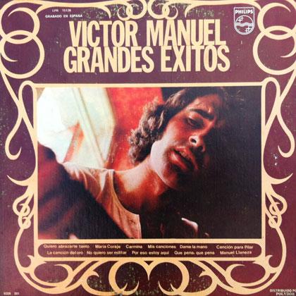 Grandes éxitos (Víctor Manuel) [1976]