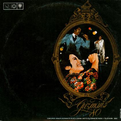 Concurso Adolfo Guzmán de Música Cubana Vol. 1 (Obra colectiva) [1980]