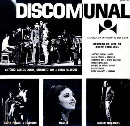 Discomunal (Criação Coletiva) [1968]
