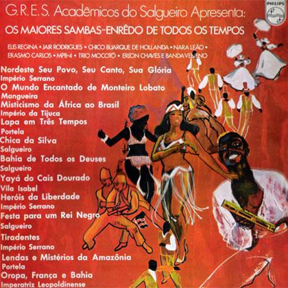 Os maiores sambas-enredo de todos os tempos (Criação Coletiva) [1971]